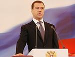 Медведев: помощь украинских руководителей Грузии «навсегда останется в нашей памяти»