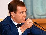 Роструд: Дмитрий Медведев раскритиковал Свердловскую область за недоработанную программу борьбы с безработицей