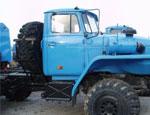 На Среднем Урале грузовик «Урал» задавил выпавшего из салона машины мужчину
