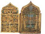 В Великом Новгороде ограбили старообрядческую церковь XIV века