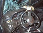 В Екатеринбурге столкнулись четыре автомобиля: трое пострадавших