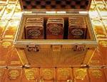 Золотовалютные запасы России подросли на $2,4 млрд