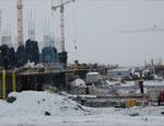 Строители восьмого района Екатеринбурга перешли на круглосуточный режим работы