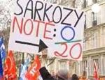 Франция парализована антиправительственной забастовкой