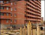 В Перми снизились объемы строительства