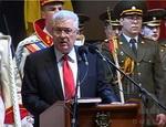 Президент Воронин: «Народ Молдавии – счастливый народ»