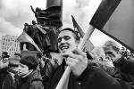 В Москве прошел «траурный марш»