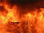 Медведев поручил расследовать причины пожара в Республике Коми