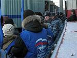 Митинги в Москве оказались малочисленными (ФОТО)