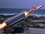 Норвегия успешно испытала ракету-невидимку на полигоне в Калифорнии