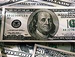 Доллар упал на 15 копеек