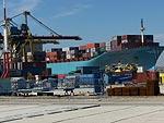На Украине грузооборот в портах упал на 25-27%