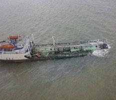 Активные поиски моряков New Star прекращены