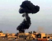 Израильский город обстрелян из Газы