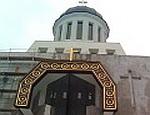 Украинские националисты попытались захватить храм Московского Патриархата в Киеве
