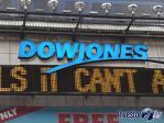 Dow Jones понизился на 1,66%