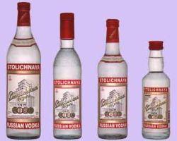 Цены на водку преподнесут первоапрельский сюрприз
