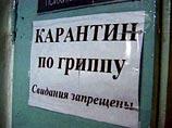 Более пяти российских регионов «свалил» грипп