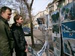 Одесситы спасли антинатовскую выставку от демонтажа (ФОТО)