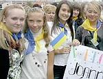 Украинские СМИ: в Симферополе возрастают престиж и популярность украинской гимназии