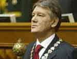 Ющенко сегодня отправит в Конституционный суд представление о дате президентских выборов