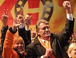 Ющенко объявил: он идет на второй президентский срок и готов принять вторую дозу диоксина