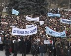 В Молдавии оппозиция будет блокировать выборы президента