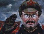 Анархисты превратили прах Троцкого в печенье и съели его (ФОТО)