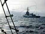 Боевые корабли ВМС Франции вошли в Балтийск