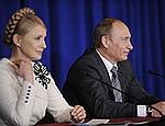 Путин не захотел сидеть рядом с Тимошенко на заседании премьеров СНГ
