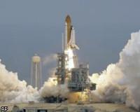Шаттл Atlantis стартовал к телескопу Hubble