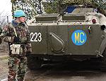 Молдавия не допускает военных наблюдателей миротворческих сил на свои объекты в Зоне безопасности