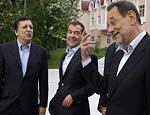 Медведеву удалось убедить ЕС в энергетической незаменимости Москвы