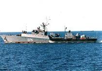 Корабль ТОФ в очередной раз отразил атаку пиратов