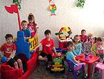 К 1 июня дубоссарские власти решили сделать подарок воспитанникам детских садов