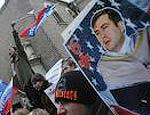 Оппозиционеры два часа критиковали Саакашвили