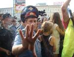 В России началась «последняя зачистка оппозиции»Власть поставила задачу «извести акции протеста как жанр»Российская власть поставила задачу полностью зачистить российское пространство от акций протеста, «русских» или «несогласных» маршей, митингов и так д