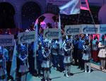 В Екатеринбурге состоялось открытие Спартакиады «Газпрома»: город готовили к мероприятию 2 года (ФОТО)