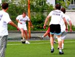 В Екатеринбурге прошел «журналистский» турнир по футболу (ФОТО)