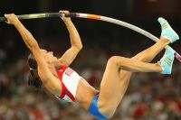 Исинбаева выиграла легкоатлетический финал в Салониках