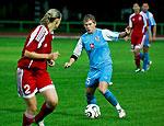 Подмосковная «Россиянка» обыграла пермскую «Звезду-2005»