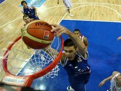 Баскетбол: сборная России проиграла сербам