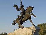 В столице Приднестровья планируется реставрация памятника Суворову