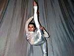Пермская гимнастка-победительница шоу «Минута славы» одержала новую победу
