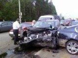В ДТП в Новгородской области погибли пять человек