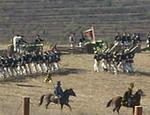 В Крыму с размахом прошла реконструкция знаменитого Альминского сражения (ФОТО)