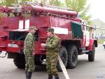В Хабаровске при пожаре эвакуировано 200 человек