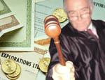 В Черкассах арестовывают имущество должников