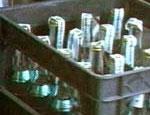 В пригороде Екатеринбурга ликвидирован крупный цех по производству контрафактной водки