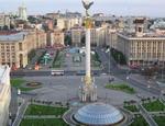 В центре Киева милиционеры массово проверяют документы у прохожих